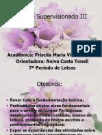 APRESENTAÇÃO - 7ºp