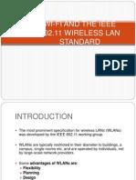WT ppt(Wi-Fi)