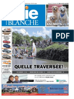 Journal L'Oie Blanche du 22 août 2012