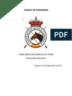 Avance Raid Buelrias-Alto Turia