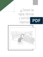 Reglas técnicas y controles de importacion