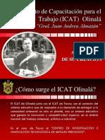 Presentacion Informe Icat 2012