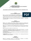 Regulamento Do TCC Do IFPE
