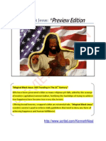 Magical Black Jesus-Preview Edition