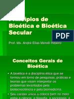 Princípios de Bioética e Secular