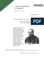 Suicidio Emile Durkheim 2