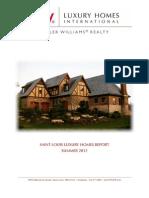 Summer Luxury Market Report