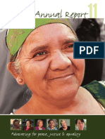 2011 Annual Report - Nobel Women's Initiative