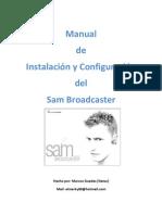 Manual de Instalacion y Configuracion Del Sam Broadcaster