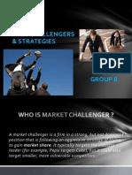 Market Challengers Strategies