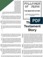 Old Testament - Booklet