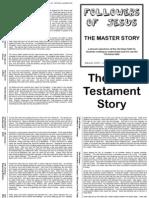 New Testament - Booklet