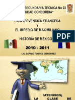 Historia de Mexico III Bloque 4