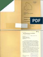 Structuurschema van belangrijke verkeersverbindingen in de provincie Drenthe 1967