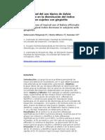 Efectividad del uso tópico de Salvia officinalis en la disminución del índice gingival en sujetos con gingivitis
