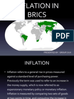 Brics Inflation