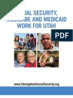 Social Security, Medicare and Medicaid Work For Utah 2012