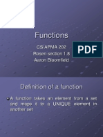 10 Functions