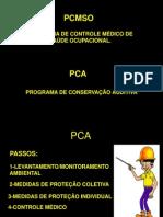 Pca Programa