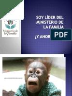 Soy Lder de Ministerio de Familia - Pastor Uriel Campos