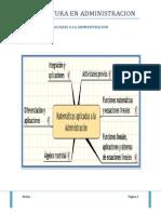 Matemáticas aplicadas a la administración Notas del curso Introducción