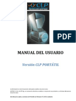Manual USUARIO CLP Portatil 1.4.9