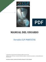 Manual USUARIO CLP Portatil 1.4.9