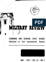 Military Review ~ May 1943