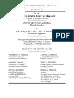 U.S. v. Esquenazi (11th Cir. Appeal) (DOJ Brief)