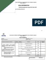 Registro de Evidencias CTSV II