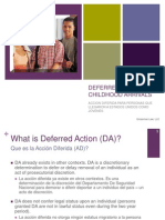 Grossman Overview of Deferred Action