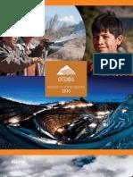 Reporte de Sostenibilidad 2010