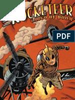 Rocketeer Cargo of Doom #1 Preview