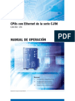 Ethernet CPUs+OperManual