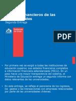 Informe Mineduc Estados Financieros Universidades