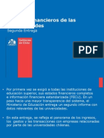 Informe Mineduc Estados Financieros Universidades