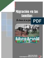 Migración en las Familias