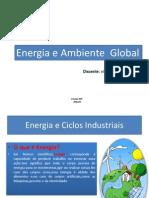 Energia e Ambiente Global