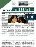 The Northeastern -  July 17, 2012