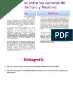 Diferencias+Entre+Las+Carreras+de+Arquitectura+y+Medicina
