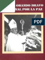 Urtasun, Domingo - Miguel Obando Bravo Cardenal Por La Paz