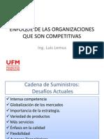 Enfoque de Las Organizaciones Que Son Competitivas