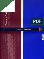 GIACOMO MARRAMAO - Pasaje a Occidente. Filosofía y Globalización
