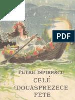 Cele Douasprezece Fete de Petre Ispirescu