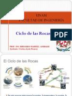 Ciclo Rocas 2012-2