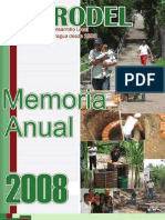 Memoria Anual 2008