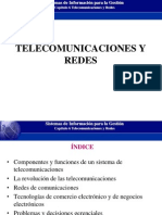 Capitulo 6 Telecomunicaciones y Redesjavier