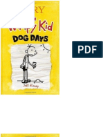 Diary of a Wimpy Kid Dog Days 4