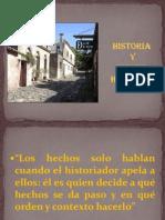 Historia - Tiempo Histórico