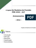 PMR-2530-A22-Acionamentos